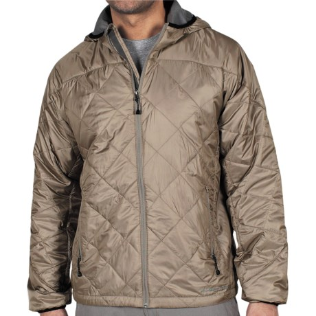 ExOfficio Storm Logic Sweater Jacket - PrimaLoft® (For Men) in Granite