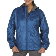 ExOfficio Storm Logic Sweater Jacket - PrimaLoft® (For Women) in Ensign - Closeouts