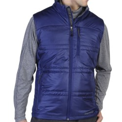 ExOfficio Storm Logic Vest - Insulated (For Men) in Maritime