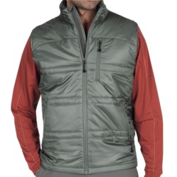 ExOfficio Storm Logic Vest - PrimaLoft® (For Men) in Black