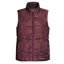 ExOfficio Storm Logic Vest - PrimaLoft® (For Women) in Wine - Closeouts