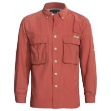 ExOfficio Super Air Strip Shirt - UPF 30+, Long Sleeve (For Men) in Pico Stripe - Closeouts