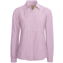 ExOfficio Super Dryflylite Shirt - UPF 30+, Long Sleeve (For Women) in Light Grape - Closeouts