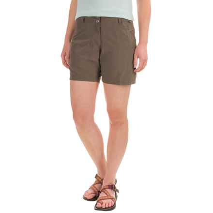 ExOfficio Super Nomad Shorts (For Women) in Cigar - Closeouts