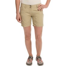ExOfficio Super Nomad Shorts (For Women) in Light Khaki - Closeouts