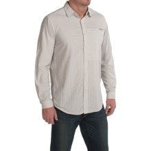 ExOfficio Super Trip'r Shirt - UPF 30+, Long Sleeve (For Men) in Path - Closeouts