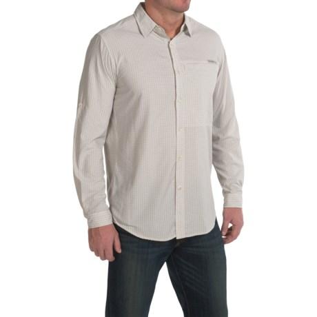 ExOfficio Super Trip'r Shirt - UPF 30+, Long Sleeve (For Men) in Path
