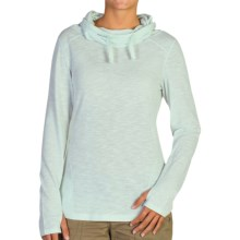ExOfficio Techspressa Hoodie (For Women) in Opaline - Closeouts