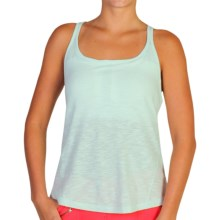 ExOfficio Techspressa Support Tank Top - UPF 50+ (For Women) in Opaline - Closeouts