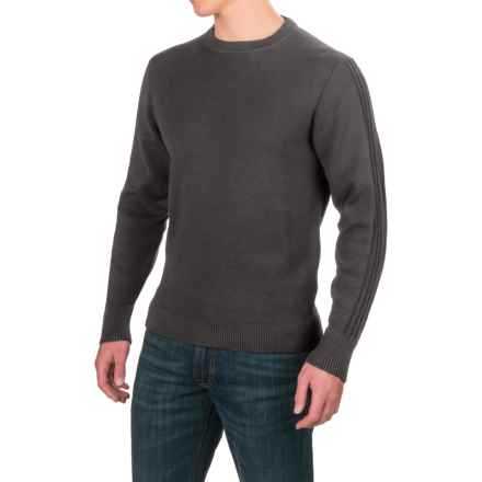 ExOfficio Teplo Sweater (For Men) in Dark Pebble - Closeouts