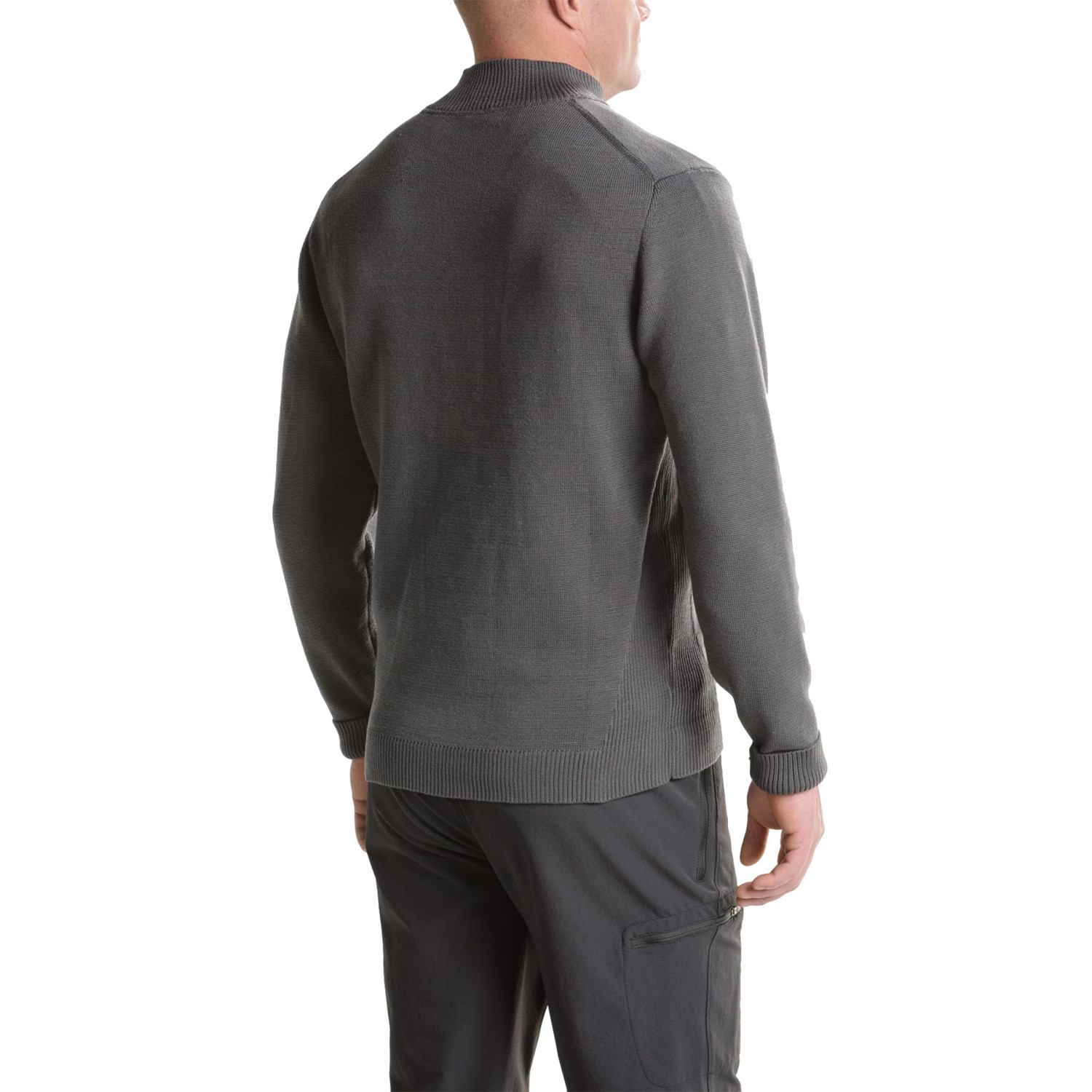 ExOfficio Teplo Sweater (For Men) - Save 69%