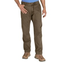 ExOfficio Terram Pants - UPF 50+, Cotton Blend (For Men) in Cigar - Closeouts