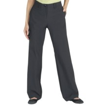 ExOfficio Trail Roam'r Pants - UPF 50+ (For Women) in Black - Closeouts