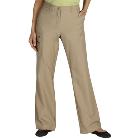 ExOfficio Trail Roam'r Pants - UPF 50+ (For Women) in Light Khaki