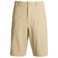 ExOfficio Trail Roam'r Shorts - UPF 50+, Stretch (For Men) in Light Khaki - Closeouts