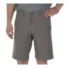 ExOfficio Trail Roam'r Shorts - UPF 50+, Stretch (For Men) in Slate - Closeouts
