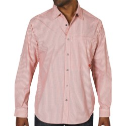 ExOfficio Trip'r Check Shirt - UPF 30+, Roll-Up Long Sleeve (For Men) in Baroque
