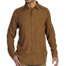 ExOfficio Trip'r Shirt - UPF 30+, Long Sleeve (For Men) in Fig - Closeouts