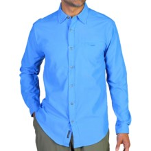 ExOfficio Trip'r Shirt - UPF 30+, Long Sleeve (For Men) in Malibu - Closeouts