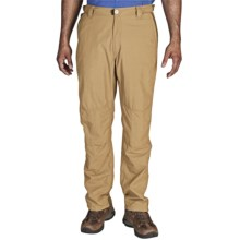 ExOfficio Tulemar Pants - UPF 30+ (For Men) in Walnut - Closeouts