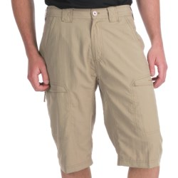ExOfficio Vent'r Skim'r Shorts - UPF 20+ (For Men) in Bone
