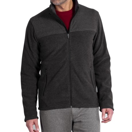 ExOfficio Vergio Jacket - UPF 30+ (For Men) in Black