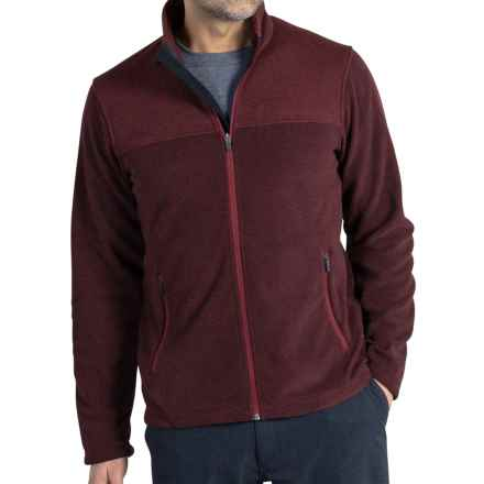 ExOfficio Vergio Jacket - UPF 30+ (For Men) in Claret - Closeouts