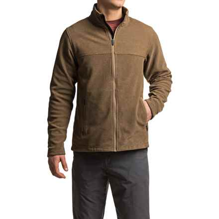 ExOfficio Vergio Jacket - UPF 30+ (For Men) in Walnut - Closeouts