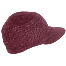 ExOfficio Vona Skip'r Hat (For Women) in Wine - Closeouts