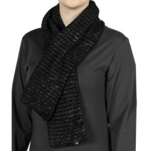 ExOfficio Vona Tube Scarf (For Women) in Black/Slate - Closeouts