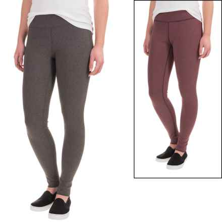 ExOfficio Zhanna Reversible Leggings (For Women) in Brandy - Closeouts