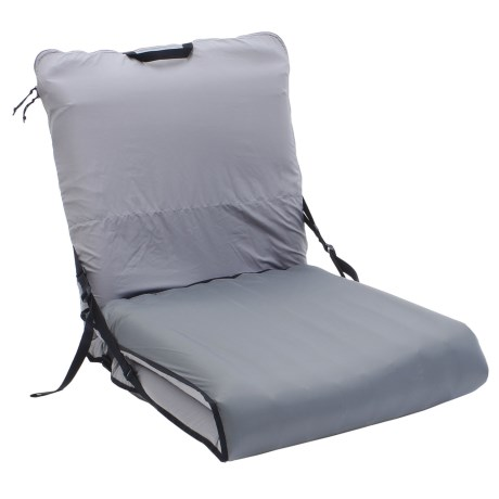 Exped Chair Kit - Large, Wide in Grey