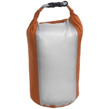 Exped Clear Sight Fold Drybag - Medium in Terracotta - Closeouts