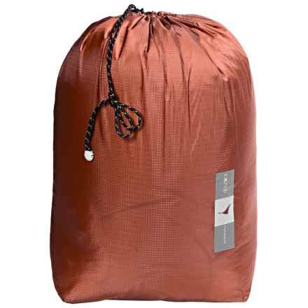 Exped Packsack Stuff Sack - Large in Terracotta - Closeouts