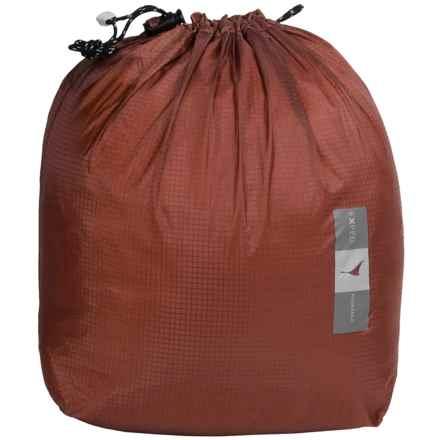 Exped Packsack Stuff Sack - Medium in Terracotta - Closeouts