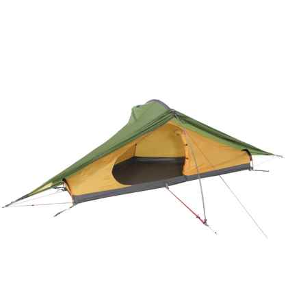 Exped Vela I Extreme Tent - 1-Person, 4-Season in Green - Closeouts