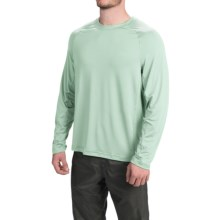 Exterus Sunniva Shirt - UPF 50, Long Sleeve (For Men) in Seafoam - Closeouts