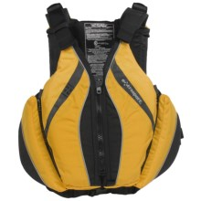 Extrasport Baja PFD Life Jacket - USCG Approved (For Women) in Yellow - Closeouts