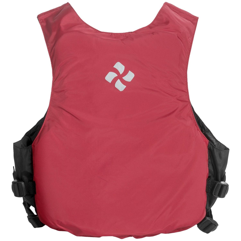 Women 6560C_2 Extrasport Volksvest PFD Life Jacket - USCG Approved, Type III (For Men and