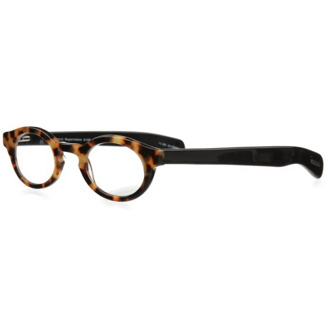 eyebobs Adult Supervision Reading Glasses (For Men) in Tokyo Tortoise/Black Diopter