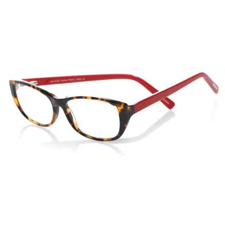 eyebobs Hanky Panky Reading Glasses (For Women) in Tortoise/ Red - Closeouts