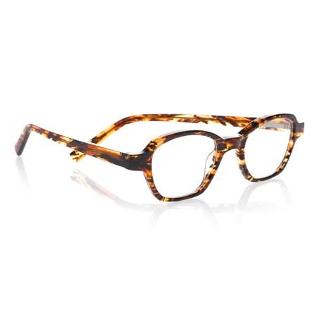 eyebobs Haute Flash Reading Glasses (For Women) in Orange Tortoise