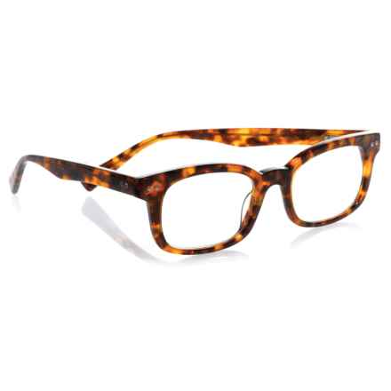eyebobs Losing It Reading Glasses (For Men) in Brown - Closeouts