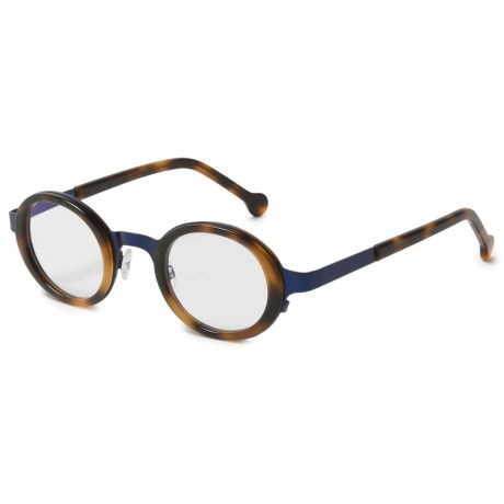 stylish review of eyeos otis reading glasses by