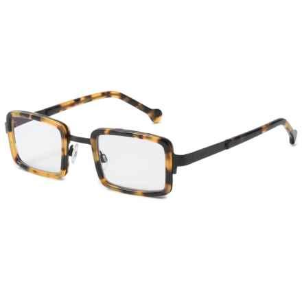 eyeOs Sebastian Reading Glasses in Tokyo Tortoise - Overstock