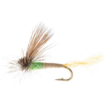 EZ Caddis Dry Fly - Dozen in Tan - Closeouts