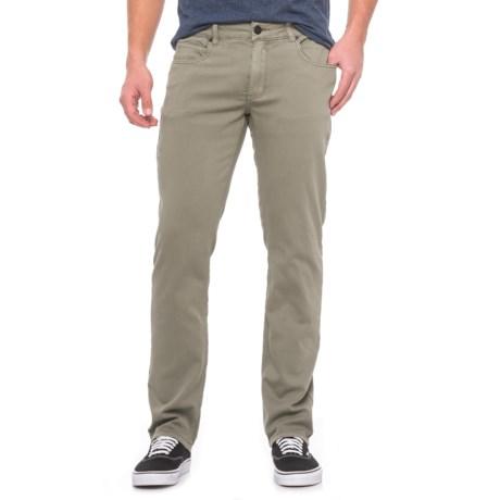 Ezekiel Chopper Stretch Jeans (For Men) in Taupe