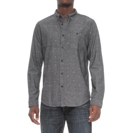 Ezekiel Depp Shirt - Long Sleeve (For Men) in Black