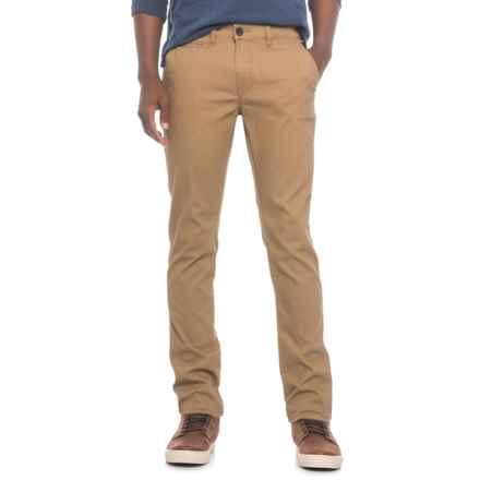 Ezekiel Williams Pants - Cotton Blend (For Men) in Mocha - Closeouts