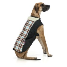 Ezydog Mission Coat - 2XL in Tartania - Closeouts